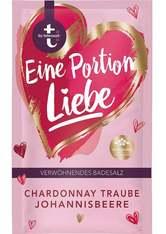 TETESEPT - t by tetesept Badesalz Eine Portion Liebe - DUSCHEN & BADEN