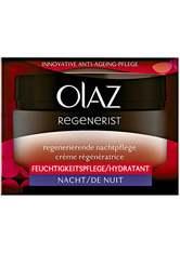 OLAZ - OLAZ Nachtcreme »Regenerist«, Regenerierend, weiß, 50 ml, 50 ml, weiß - NACHTPFLEGE