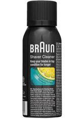 Braun Shaver Cleaner  Reinigungsspray 100 ml