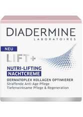 DIADERMINE - DIADERMINE Lift+ Nutri-Lifting Nachtcreme  50 ml - NACHTPFLEGE