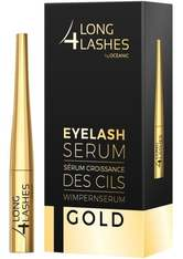LONG4LASHES - Long4Lashes Wimpernserum Gold - AUGENBRAUEN- & WIMPERNSERUM