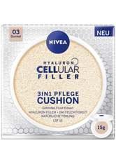 NIVEA Hyaluron Cellular 3in1 Pflege Cushion Foundation  15 g Dunkel