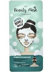 THE BEAUTY MASK COMPANY - The Beauty Mask Company Tuchmaske Aktiv-Kohle Bubble Mask - Crememasken