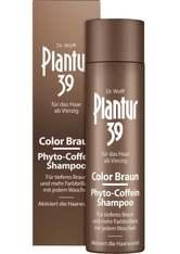 PLANTUR 39 - Plantur 39 Color Braun Phyto-Coffein Shampoo - SHAMPOO