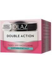 OLAZ - Olaz double action Tagescreme & Make up Basis - TAGESPFLEGE