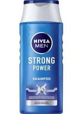 Nivea Pflege Men Strong Power Pflegeshampoo Haarshampoo 250.0 ml