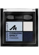 MANHATTAN - Manhattan Make-up Augen Eyemazing Effect Eyeshadow Nr. 71W Got the Blues 5 g - LIDSCHATTEN