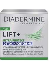 DIADERMINE - DIADERMINE Lift+ Ultra Protect Detox Nachtcreme  50 ml - Nachtpflege