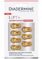 DIADERMINE - DIADERMINE Lift+ Sofort-Effekt Kapseln Gesichtskur  7 Stk - SERUM