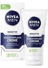 Nivea Pflege Sensitive Gesichtspflege Creme Gesichtspflege 75.0 ml