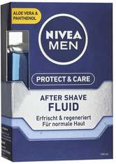 NIVEA MEN - NIVEA MEN Protect & Care After Shave Fluid - AFTERSHAVE