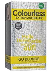 COLOURLESS - Colourless Extrem Aufheller Go Blonde - Haarfarbe