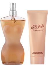 Jean Paul Gaultier Classique EDT Geschenkset EDT 100 ml + 75 ml Körperlotion
