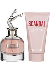 Jean Paul Gaultier Scandal EDP Geschenkset EDP 80 ml + EDP 10 ml + 75 ml Körperlotion