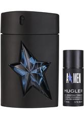 Thierry Mugler A*Men EDT Geschenkset EDT 100 ml Nahfüllbar + 50 ml Haar & Körper Shampoo