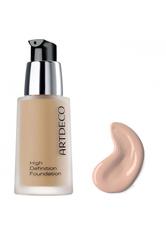 Artdeco High Definition Foundation 52 warm ivory 30 ml Flüssige Foundation