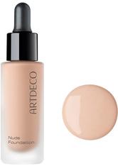 Artdeco Nude Foundation 70 vanilla chiffon 20 ml Flüssige Foundation