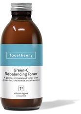 Green-C Toner für empfindliche Haut T2 mit Grüntee, Kamille, Niacinamid & stabilisiertem Vitamin C