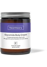Glycomid Körpercreme B1 mit 9 % Glykolsäure und Ceramid 3