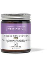 Regena-C Feuchtigkeitspflege M4 Pro mit 3 % Retinol-Liposomen, Hyaluronsäure und Vitamin C