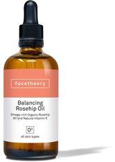 Ausgleichendes Hagebuttenöl O3 mit Bio-Hagebuttenöl und natürlichem Vitamin E
